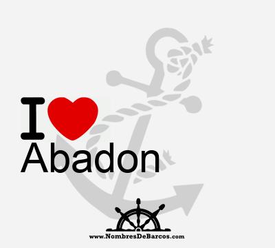 Abadon