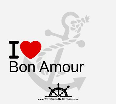Bon Amour