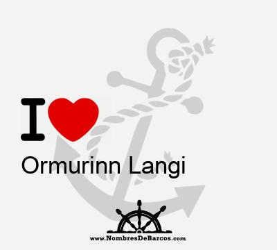 Ormurinn Langi