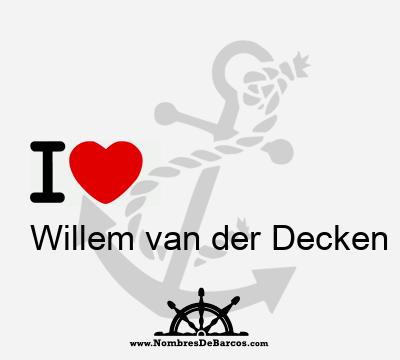 Willem van der Decken